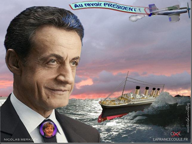 sarko-titanic