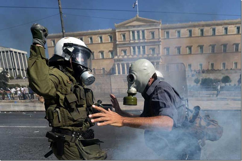 GREECE-ECONOMY-STRIKE-DEMO