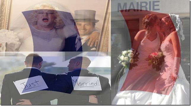 mariage gay français