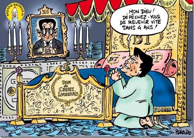 Tapie-Sarkozy