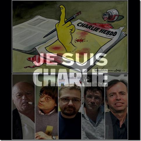 Charlie hebdo attentat