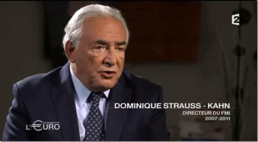 DSK directeur du FMI 2007-2011