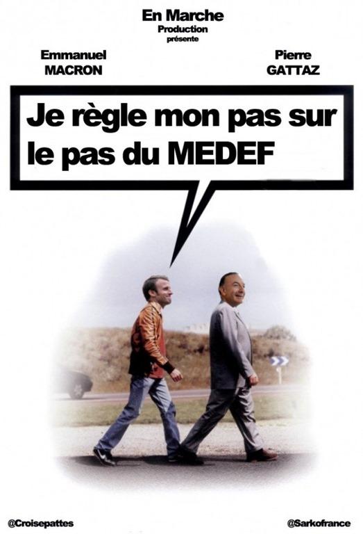 Qui est Emmanuel Macron ? - Page 25 Macron-medef
