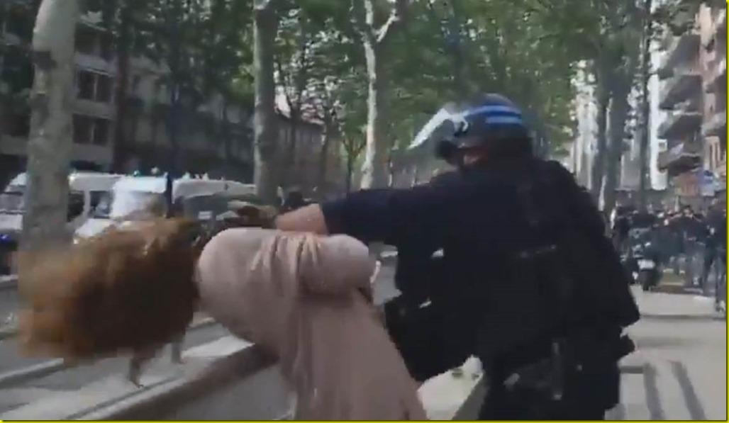 violence policière à toulouse
