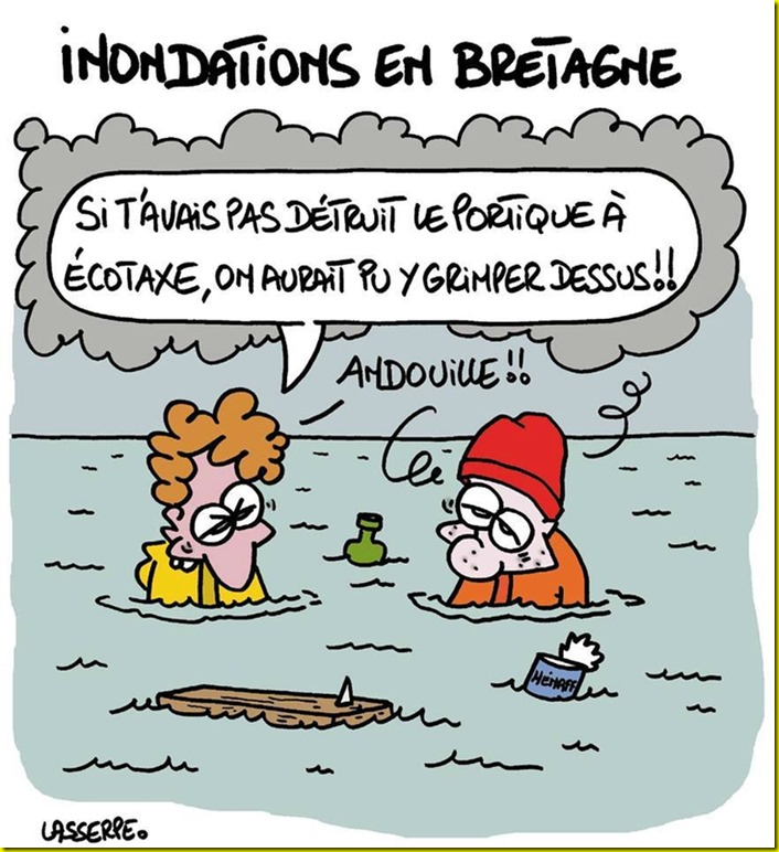 inondation bretagne